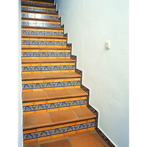 Zocalos de ceramica para escaleras materiales para la - Ceramica para exteriores ...