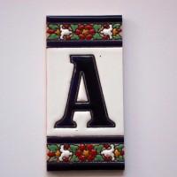 Letras Ref. CA-713-A
