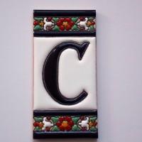 Letras Ref. CA-713-C