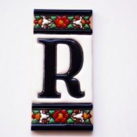 Letras Ref. CA-713-R